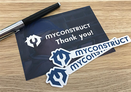 MyConstruct Training Packages